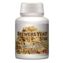 BREWERS YEAST STAR, 120 tabletek