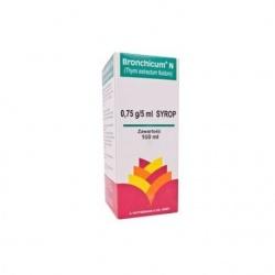 Bronchicum N, syrop z ziela tymianku, 100ml