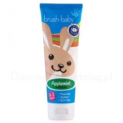 Brush-Baby, pasta do zębów, 75 ml