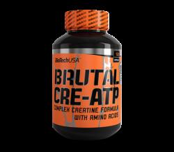 BIOTECH BRUTAL CRE-ATP - 120 KAPS