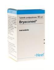 HEEL Bryaconeel 50 tabl