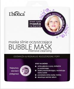 L'BIOTICA  Bubble Mask, 23 ml