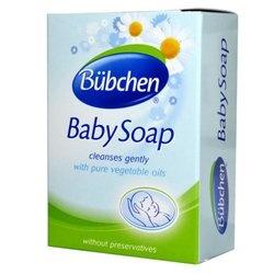 Bubchen, mydło dla niemowląt, 125 g