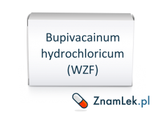 Bupivacainum hydrochloricum (WZF)