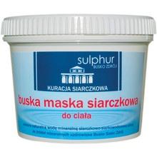 Buska Maska Siarczkowa do ciała, relaks, 500 g