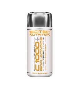 SCITEC - C 1000 + Bioflavonoids - 100caps