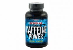 ACTIVLAB - Caffeine power - 60 kaps