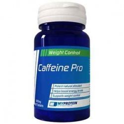 CAFFEINE PRO 200MG 100 KOFEINA BEZWODNA MYPROTEIN, 100 tabletek