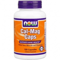 NOW - Cal-Mag Caps - 120 kaps