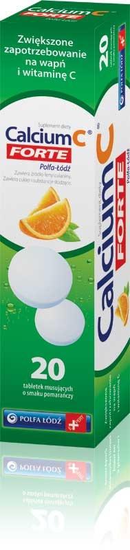 Calcium C Forte