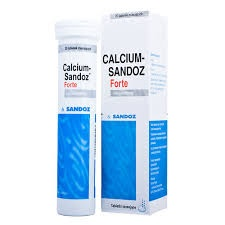 Calcium-Sandoz forte