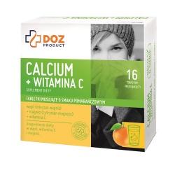 Calcium + Witamina C