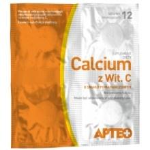 Calcium z wit. C w folii