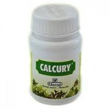Calcury, Charak - 40 tabletek