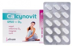 Calcynovit 1250+D3