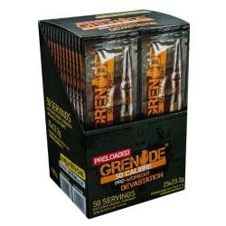 GRENADE - Calibre 50 Pre-Workout - 25x23g