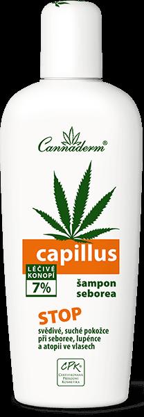 Capillus, szampon przeciwłupieżowy, 150ml
