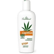 Capillus z kofeiną, szampon do włosów, 150ml
