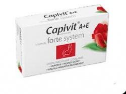 Capivit A+E, 30 kapsułek