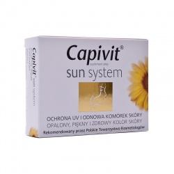 Capivit sun, 30 kapsułek