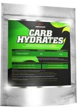 ALPHA MALE - CARB HYDRATES - 1000g