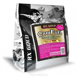 RX Gold - CarbFuel - 1000 g