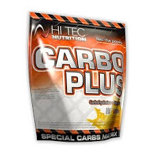 HI TEC - Carbo Plus - 1000 g