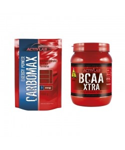 CARBOMAX + BCAA Xtra