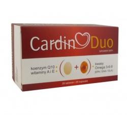 Cardin Duo, 28 tabletki + 28 kapsułki