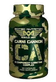 SCITEC - Carni Cannon - 60kaps