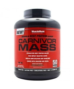 MUSCLE MEDS RX - Carnivor Mass - 2534g