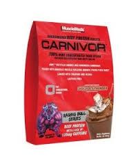 MUSCLE MEDS RX - Carnivor Raging Bull - 450g