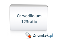 Carvedilolum 123ratio