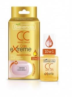 CC MAGIC NAILS Care eXtreme Serum z OLEJKIEM MARULA do regeneracji skórek i paznokci