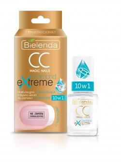 CC MAGIC NAILS DIAMOND EXTREME 10w1 Multifunkcyjna UTWARDZAJĄCA odżywka – serum do paznokci Z DIAMENTEM