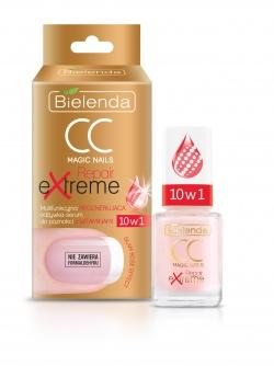 CC MAGIC NAILS REPAIR EXTREME 10w1 Multifunkcyjna REGENERUJĄCA odżywka – serum do paznokci Z WITAMINAMI