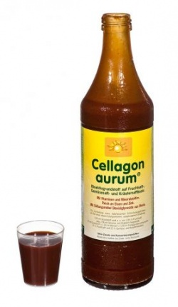 CELLAGON AURUM odporność 80 składników, 500ml