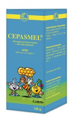 CEPASTIL syrop 125g