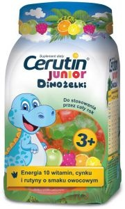 Cerutin Junior Dinożelki