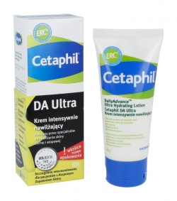 Cetaphil DA Ultra, krem (lotion), skóra sucha i wrażliwa, 85 g
