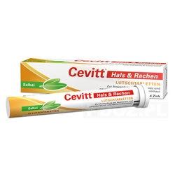 Cevitt Gardło, tabletki do ssania, szałwia, 20 szt