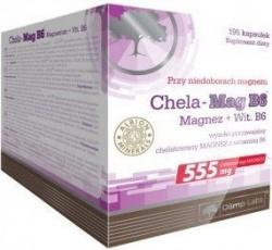 OLIMP - Chela-Mag B6 - 195kaps