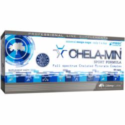 OLIMP - Chela-Min Sport Formula - 60 kaps