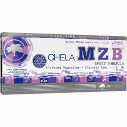OLIMP - Chela-MZB Sport Formula - 60 kaps