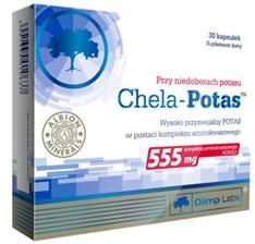 OLIMP - Chela-Potas - 30 kaps