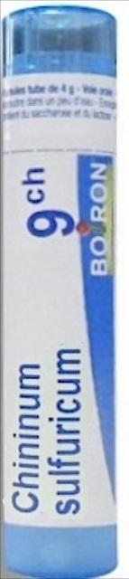 Boiron Chininum sulfuricum, 9CH, granulki, 4 g