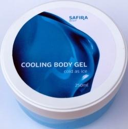 Chłodzący żel do ciała COLD AS ICE, 250 ml
