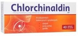 Chlorchinaldin Islandic x 12 pastylek do ssania