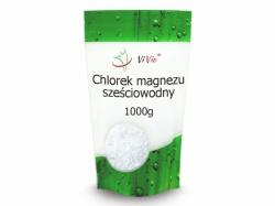 VIVIO  Chlorek magnezu sześciowodny, 1000 g