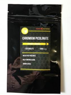 Chrom pikolinian 1000mcg 120 T  Phoenix Nutritio